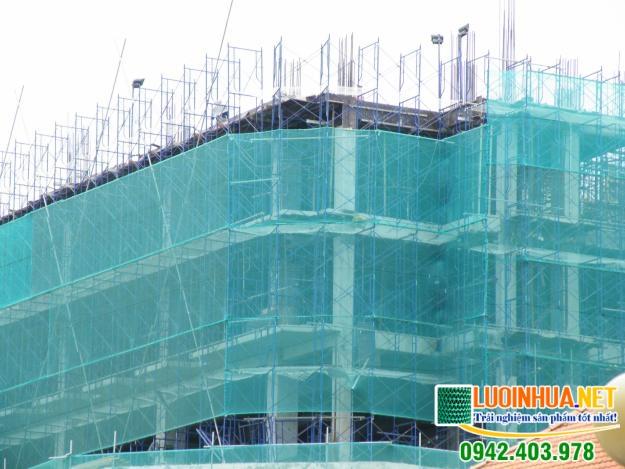 Cung cấp lưới bảo hộ xây dựng cho anh Dũng ở Hà Nội