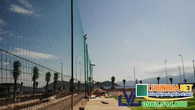Ưu điểm của lưới chắn bóng 380/60x13cm là gì
