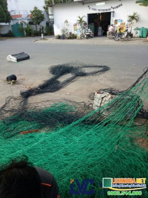 Lưới được làm từ chất liệu tốt
