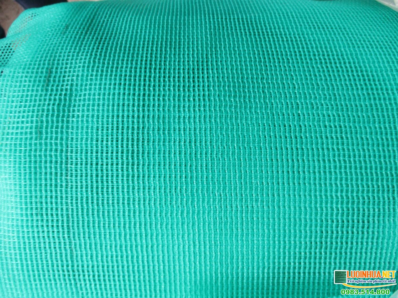 Lưới xanh bao che công trình