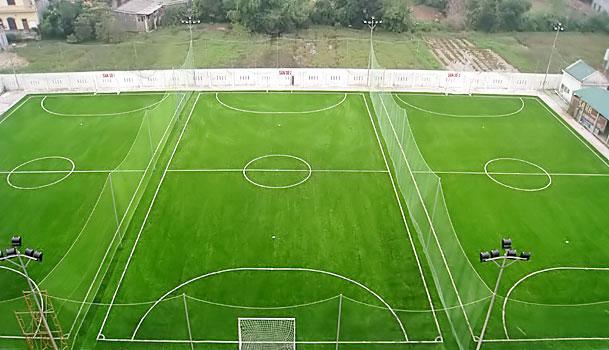 Lưới đá banh 5 người dành cho sân bóng nhân tạo